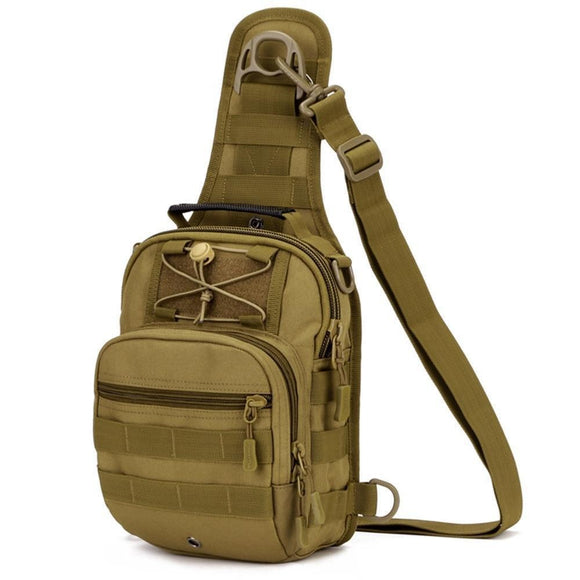 Protector Plus 20L Tactical Molle Military Sling Bag