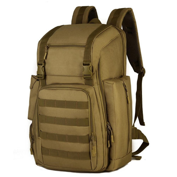 40L Army Military Tactical Molle Laptop Backpack