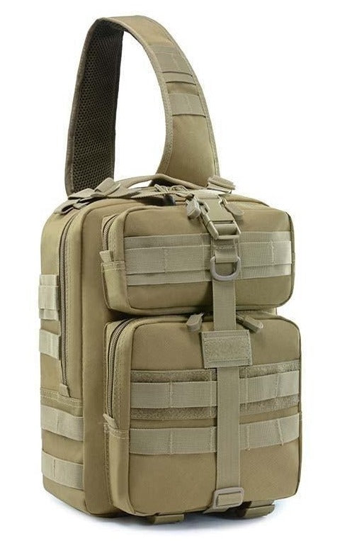 JARHEAD 20L 900D Oxford Military Molle Tactical Sling Backpack