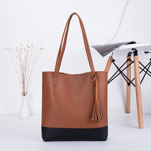 Women's Relaxed Bucket Handbag