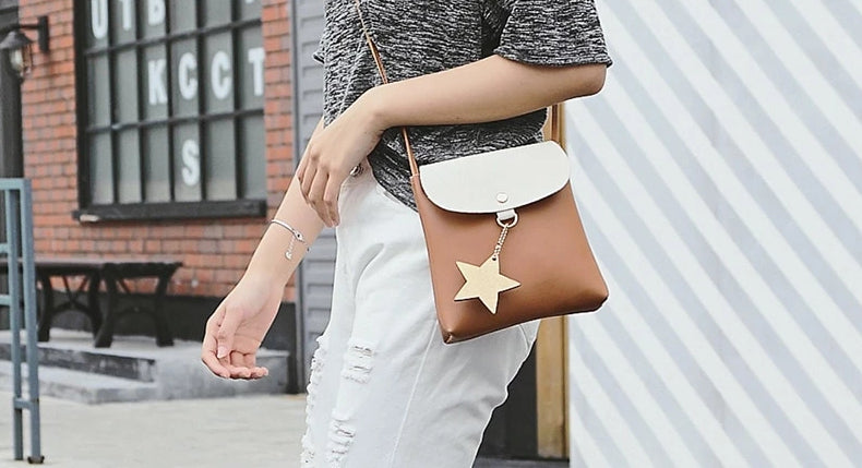 Women's Mini Cross Body Messenger Bag