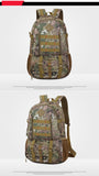 "Women's Military Molle 15"" Laptop Backpack"