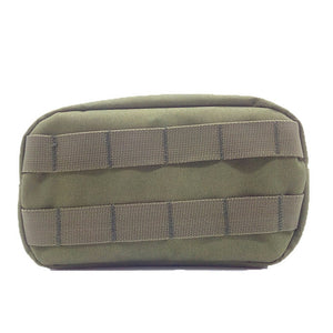 Military Outdoor Traveling 600D Horizontal Molle Pouch