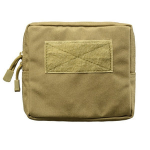 Molle Outdoor Military Tactical 1000D Multipurpose Media Pouch