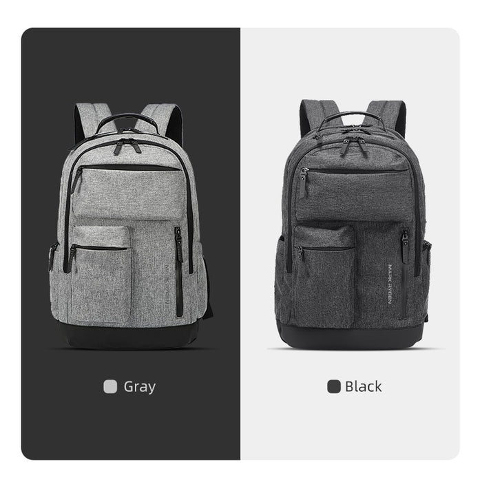 Mark Ryden Multi-Pocket 15.6 Inch Laptop USB Charging Backpack