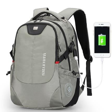 Mark Ryden Fashion Multifunction USB Charging 15 Inch Laptop Backpack