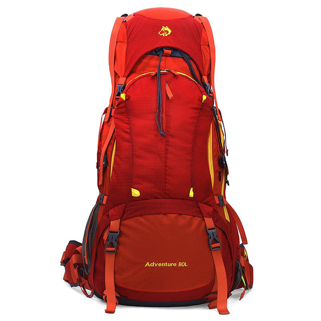 Jungle King 80L Outdoor Professional Mountaineering Rucksack