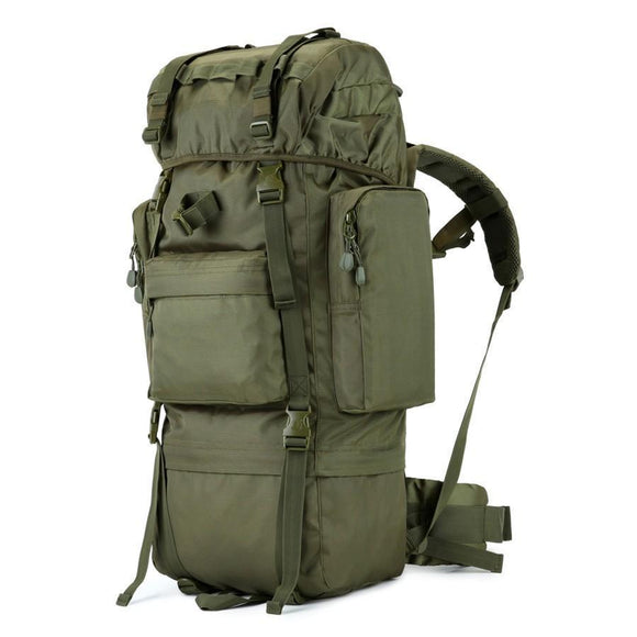 80L Outdoor Mountaineering Large Capacity Nylon