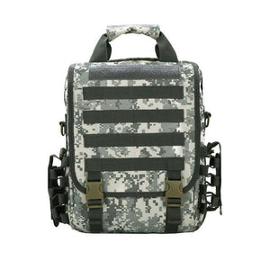 Small Military Molle Electronics Backpack