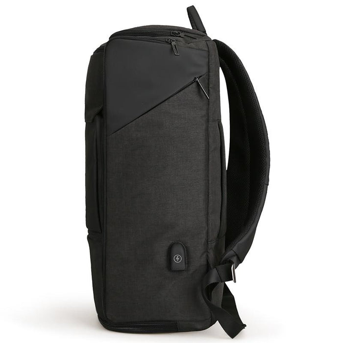 Mark Ryden Men's High Capacity Travel Backpack with USB Charging