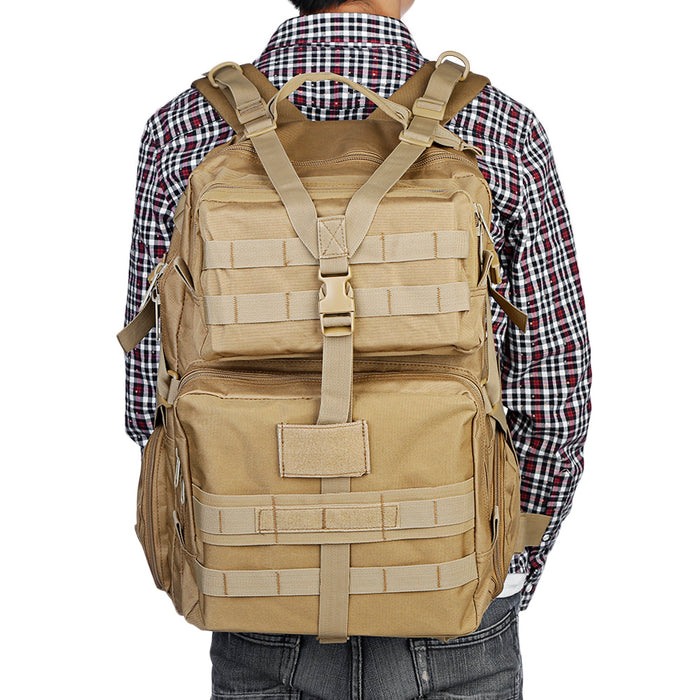 45L Molle Military Tactical Backpack