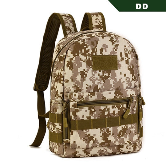 Protector Plus 10L Kids Molle School Backpack