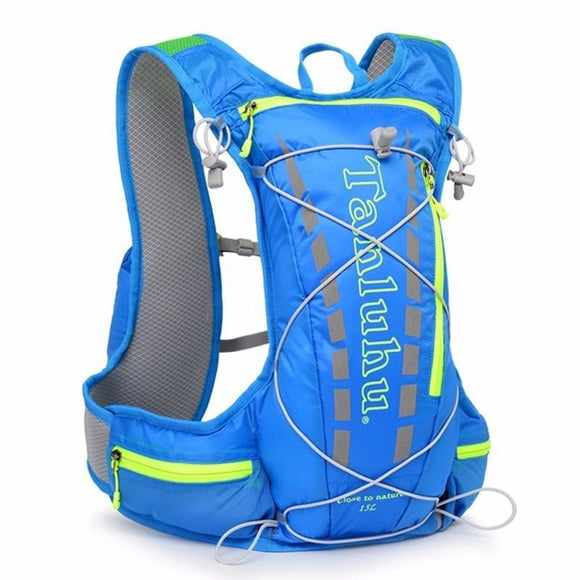 12L Nylon Waterproof Sports Hydration Pack
