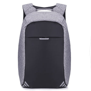 "Women's Bobby Style Original Anti-Theft 15"" Laptop Backpack With USB Charging"