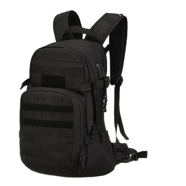 25L Molle Military Tactical Back with USB Charging