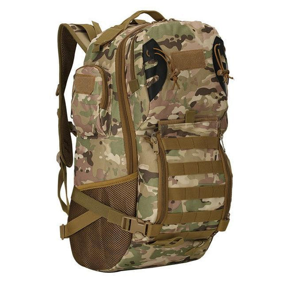 35L Modern Military MOLLE Tactical Army Backpack