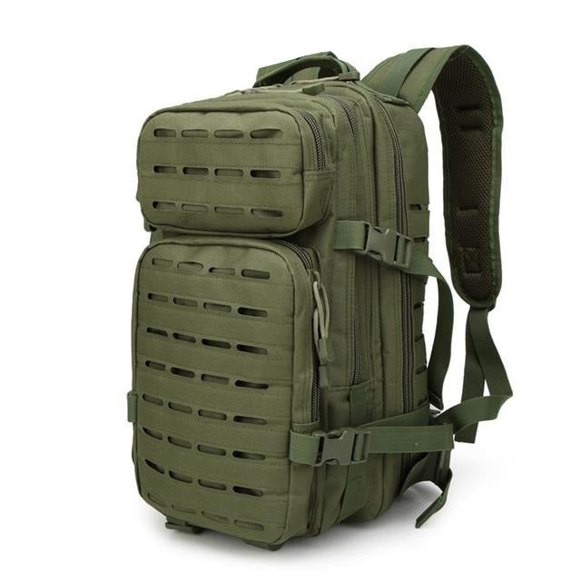 JARHEAD 30L Military Tactical Laser Cut Molle Army Backpack