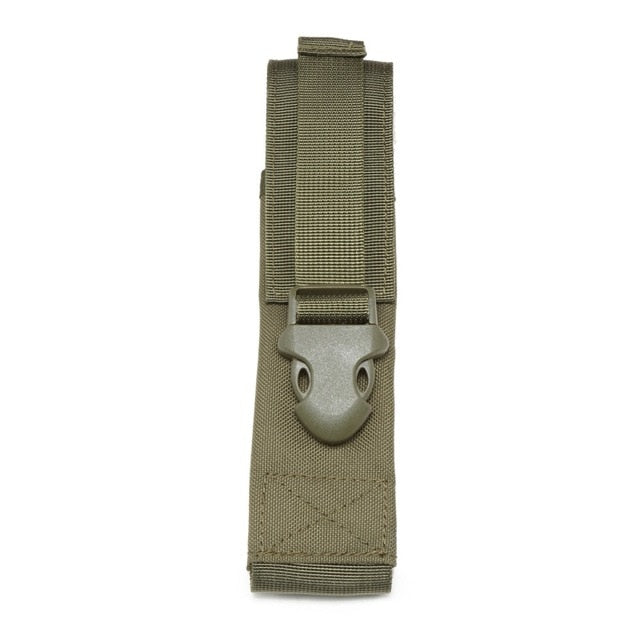 Molle Flashlight 1000D Nylon Pouch