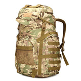 50L Modern Military MOLLE 800D Tactical Army Backpack