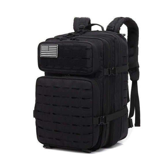 JARHEAD 44L Military Laser Cut MOLLE Tactical Army Backpack
