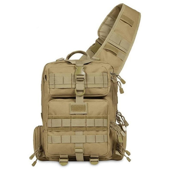 35L Military MOLLE Tactical Army Sling Backpack