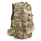 60L Military MOLLE Tactical Army Backpack