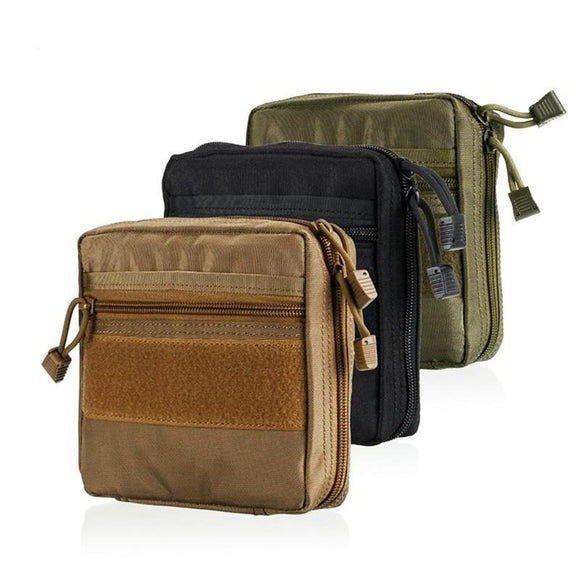 Jarhead MOLLE Tactical Military Accessory Nylon Bag