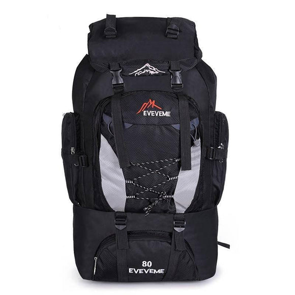 80L Camping Hiking Trekking Backpack
