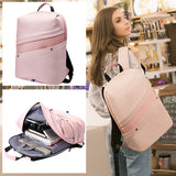 "Women's Fashion 15"" Laptop Backpack"