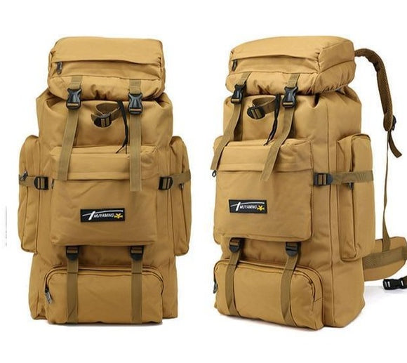 70L Large Military Tactical Army Backpack Rucksack