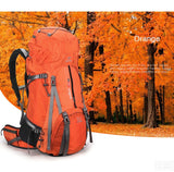 60L Large Capacity Outdoor Camping Hiking Trekking Backpack