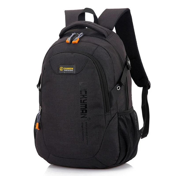 Classic Oxford School Backpack