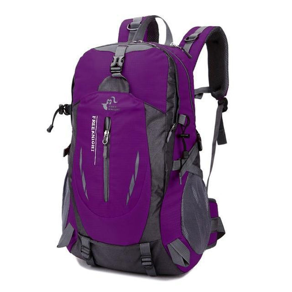 Free Knight 35L Nylon Water Resistant Camping Hiking Backpack