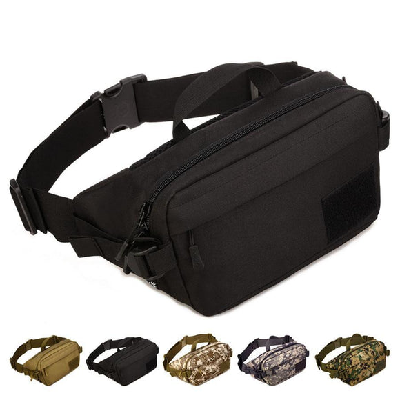 Men's Military Style Waist Pack