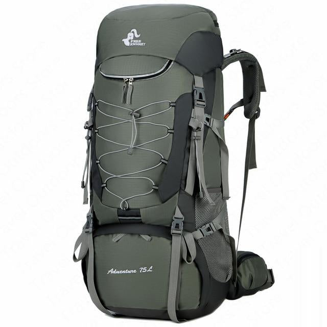 Free Knight 75L Camping Hiking Trekking Rucksack Backpack