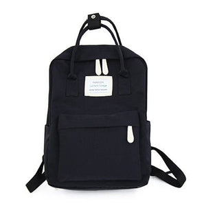 Women's Canvas Campus Backpack