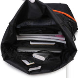Men's Large Capacity Top Loaded Gym Backpack