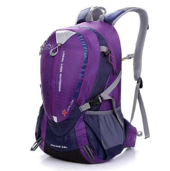 Women's 25L Camping Hiking Biking Backpack