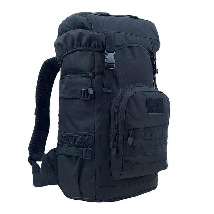 55L Military MOLLE Tactical Army Outdoor Backpack