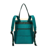 Women's Nylon Waterproof Urban Purse Backpack