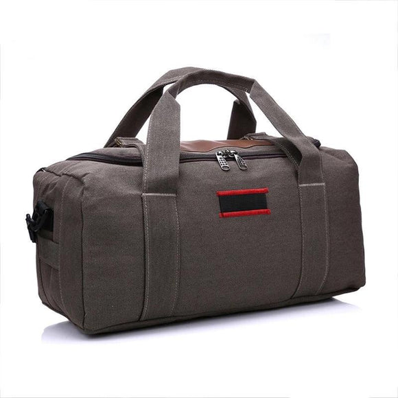 Classic Canvas Duffel Bag