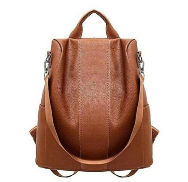 Women's Casual Purse Backpack