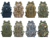 JARHEAD 40L Military MOLLE Tactical Army Backpack