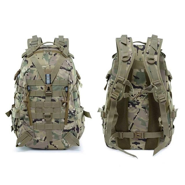 40L Military MOLLE Tactical Army Backpack
