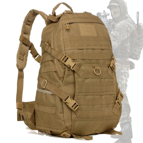35L 600D Urban Military Molle Backpack