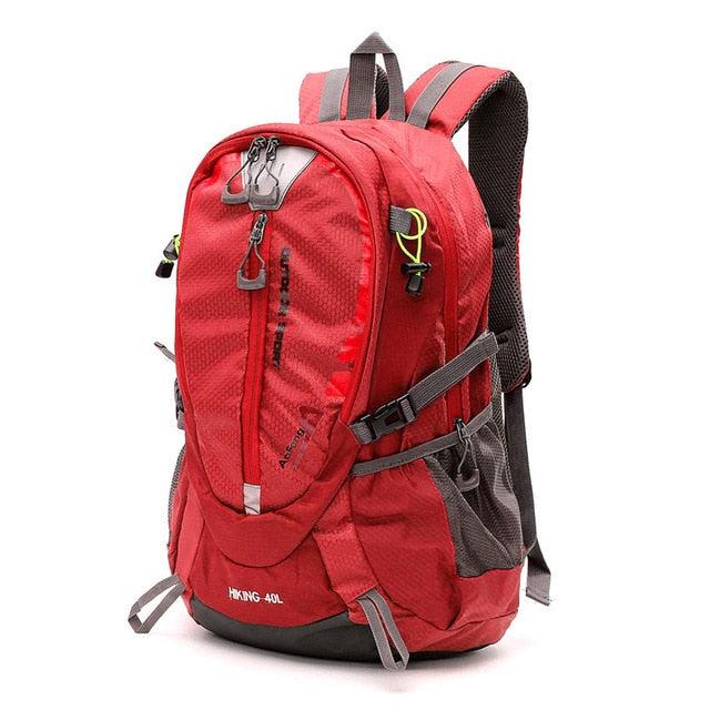 40L Nylon Sport Camping Hiking Trekking Backpack