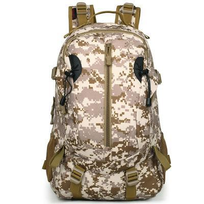 20L Camo Outdoor Backpack