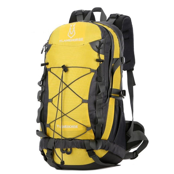 Flame Horse 40L High Capacity Hiking Trekking Backpack