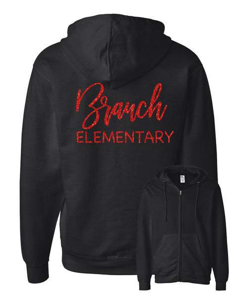 Branch: Script ADULT and YOUTH Zip Up