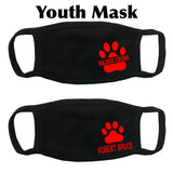 Bruce: Adult and Youth Mask